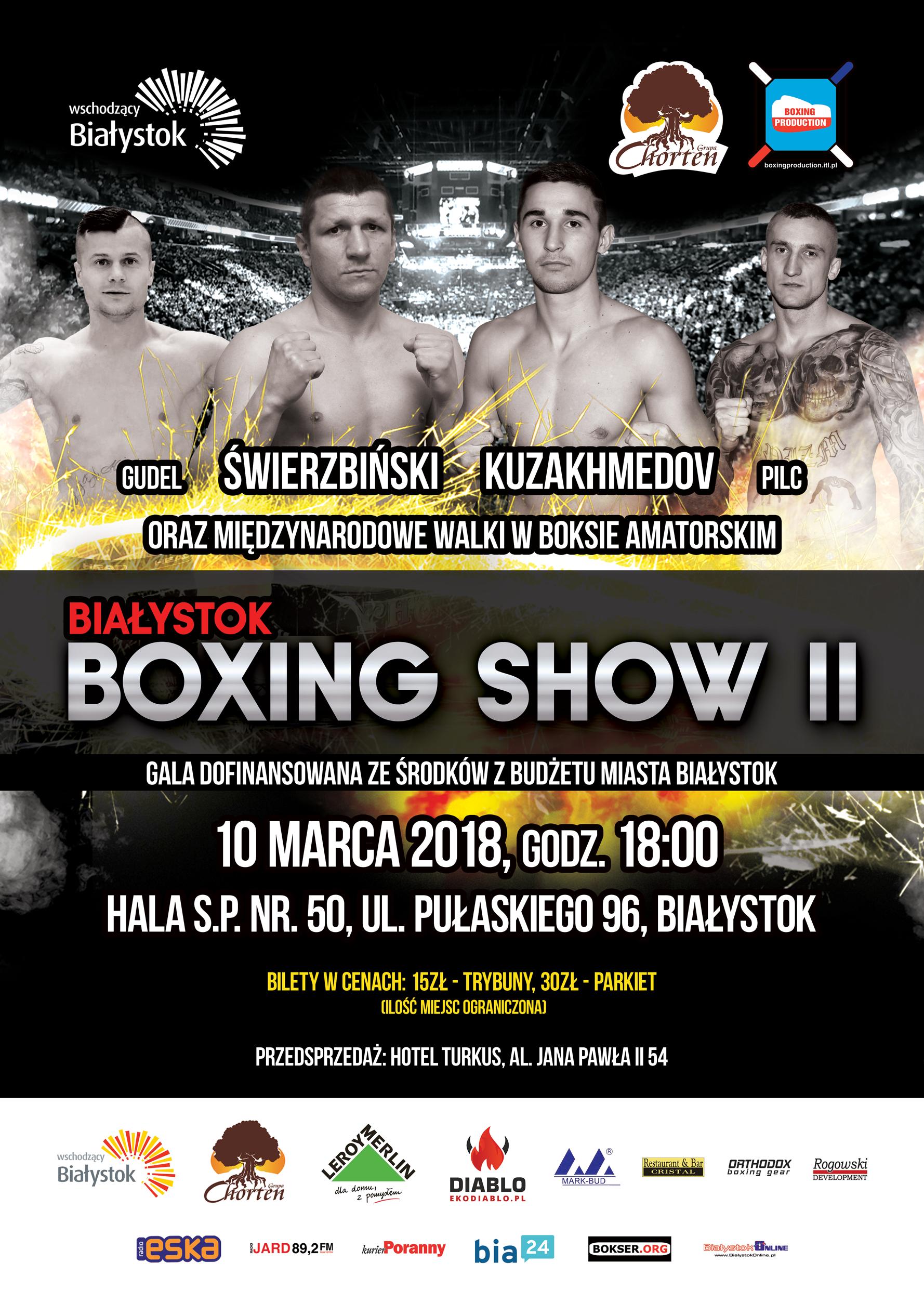 Białystok Boxing Show II