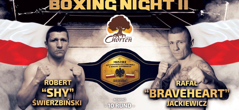 Chorten Boxing Night II - small